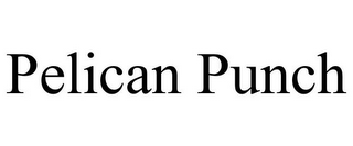mark for PELICAN PUNCH, trademark #85598670