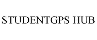 mark for STUDENTGPS HUB, trademark #85598706