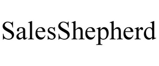 mark for SALESSHEPHERD, trademark #85599427