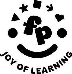mark for FP JOY OF LEARNING, trademark #85599586