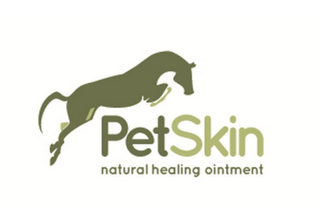 mark for PETSKIN NATURAL HEALING OINTMENT, trademark #85599764