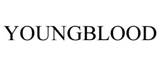 mark for YOUNGBLOOD, trademark #85599834