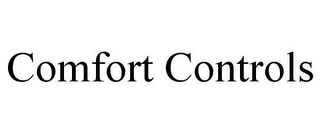mark for COMFORT CONTROLS, trademark #85599845