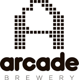 mark for A ARCADE BREWERY, trademark #85600078