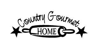 mark for COUNTRY GOURMET HOME, trademark #85600448