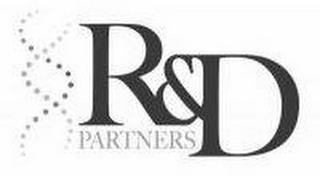 mark for R&D PARTNERS, trademark #85600589