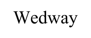 mark for WEDWAY, trademark #85600737