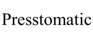 mark for PRESSTOMATIC, trademark #85600753