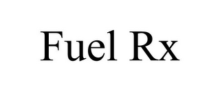 mark for FUEL RX, trademark #85600895