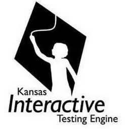 mark for KANSAS INTERACTIVE TESTING, trademark #85601206