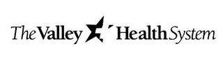 mark for THE VALLEY HEALTH SYSTEM, trademark #85601244