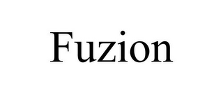 mark for FUZION, trademark #85601340