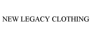 mark for NEW LEGACY CLOTHING, trademark #85601377