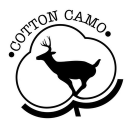 mark for COTTON CAMO, trademark #85601396