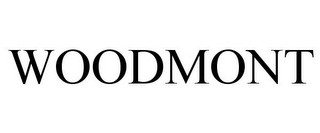 mark for WOODMONT, trademark #85601428