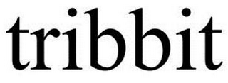 mark for TRIBBIT, trademark #85601446