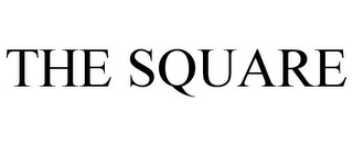 mark for THE SQUARE, trademark #85601451