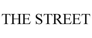 mark for THE STREET, trademark #85601477
