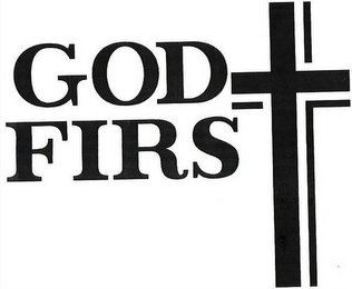 mark for GOD FIRST, trademark #85601541