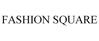 mark for FASHION SQUARE, trademark #85601966