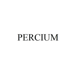mark for PERCIUM, trademark #85602003
