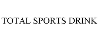 mark for TOTAL SPORTS DRINK, trademark #85602020