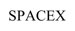 mark for SPACEX, trademark #85602036