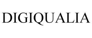 mark for DIGIQUALIA, trademark #85602074