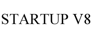 mark for STARTUP V8, trademark #85602079