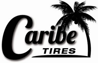 mark for CARIBE TIRES, trademark #85602241