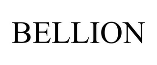 mark for BELLION, trademark #85602597