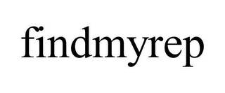 mark for FINDMYREP, trademark #85602652