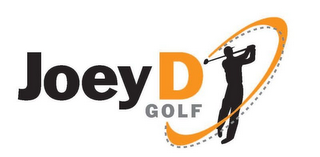 mark for JOEY D GOLF, trademark #85602898