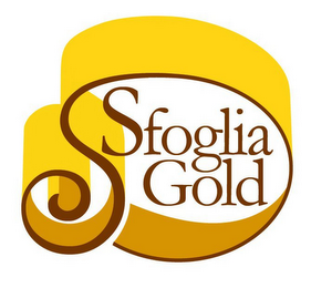 mark for SFOGLIA GOLD, trademark #85602961