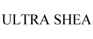 mark for ULTRA SHEA, trademark #85602978