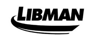 mark for LIBMAN, trademark #85603006