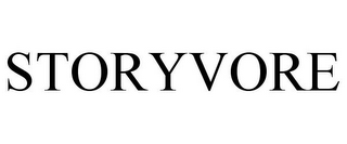 mark for STORYVORE, trademark #85603346
