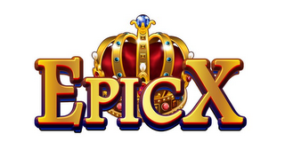 mark for EPICX, trademark #85603356