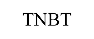 mark for TNBT, trademark #85603423