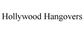 mark for HOLLYWOOD HANGOVERS, trademark #85603502