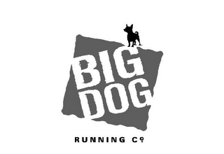 mark for BIG DOG RUNNING CO., trademark #85603622