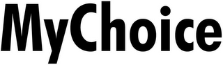 mark for MYCHOICE, trademark #85603691