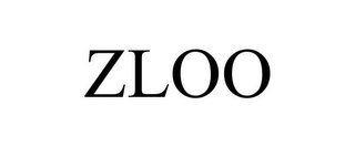 mark for ZLOO, trademark #85603947