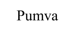 mark for PUMVA, trademark #85604210