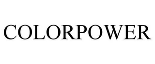 mark for COLORPOWER, trademark #85604366
