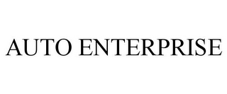 mark for AUTO ENTERPRISE, trademark #85604595