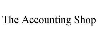 mark for THE ACCOUNTING SHOP, trademark #85604689