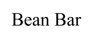 mark for BEAN BAR, trademark #85604753