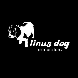mark for LINUS DOG PRODUCTIONS, trademark #85604871