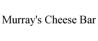 mark for MURRAY'S CHEESE BAR, trademark #85605309